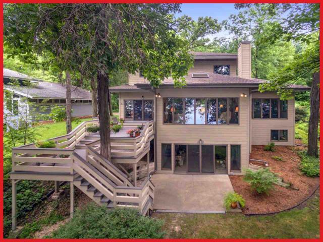 N6578 Shorewood Hills Rd, Lake Mills, WI 53551 (#1837192) :: Nicole Charles & Associates, Inc.