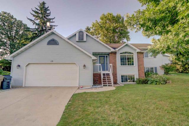 15 Naylor Cir, Madison, WI 53719 (#1837440) :: Nicole Charles & Associates, Inc.