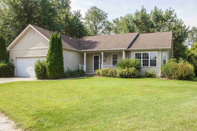 301 Tanglewood Ct, Cottage Grove, WI 53527 (#1838240) :: HomeTeam4u
