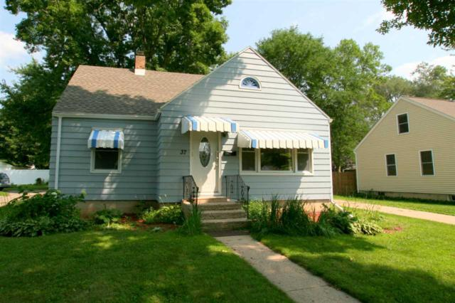 37 Harding St, Madison, WI 53714 (#1839062) :: HomeTeam4u