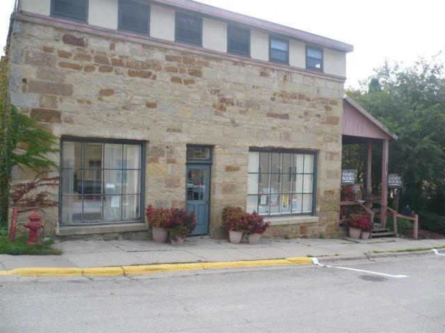 105 Commerce St, Mineral Point, WI 53565 (#1840276) :: Nicole Charles & Associates, Inc.