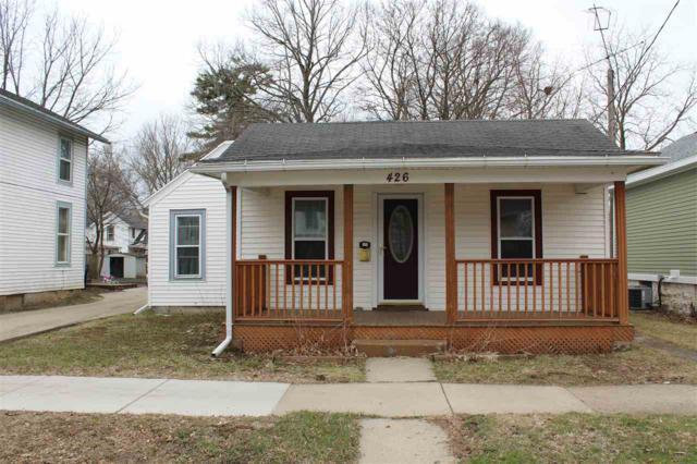426 S Jackson St, Janesville, WI 53548 (#1840628) :: Nicole Charles & Associates, Inc.