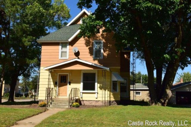 603 & 603-1/2 E State St, Mauston, WI 53948 (#1841480) :: Nicole Charles & Associates, Inc.