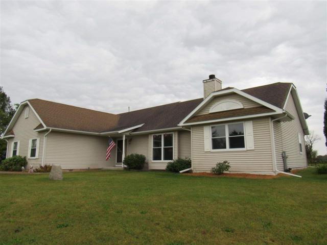 8528 N Stone Farm Rd, Fulton, WI 53534 (#1841641) :: Nicole Charles & Associates, Inc.
