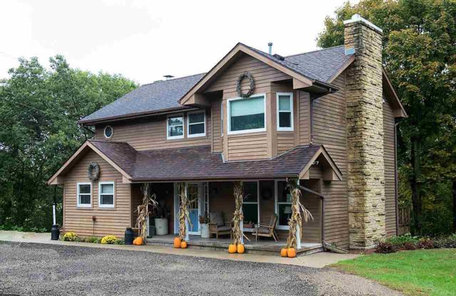 4575 Garfoot Rd, Cross Plains, WI 53528 (#1842398) :: Nicole Charles & Associates, Inc.