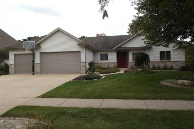 318 Southing Grange Rd, Cottage Grove, WI 53527 (#1842749) :: HomeTeam4u