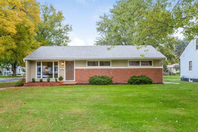 221 Highland Ave, Portage, WI 53901 (#1843030) :: Nicole Charles & Associates, Inc.