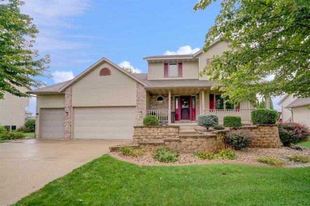 206 Molly Ln, Cottage Grove, WI 53527 (#1843093) :: HomeTeam4u