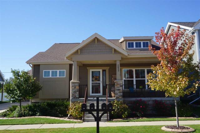 2843 No Oaks Ridge, Fitchburg, WI 53711 (#1843771) :: HomeTeam4u
