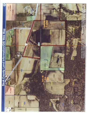 County Road Pf, Honey Creek, WI 53583 (#1843856) :: HomeTeam4u