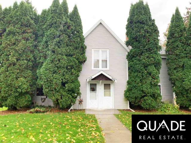 302 S College Ave, Fox Lake, WI 53933 (#1844101) :: Nicole Charles & Associates, Inc.