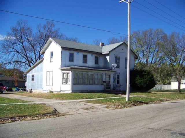 1301 W 3rd Ave, Brodhead, WI 53520 (#1844229) :: Nicole Charles & Associates, Inc.