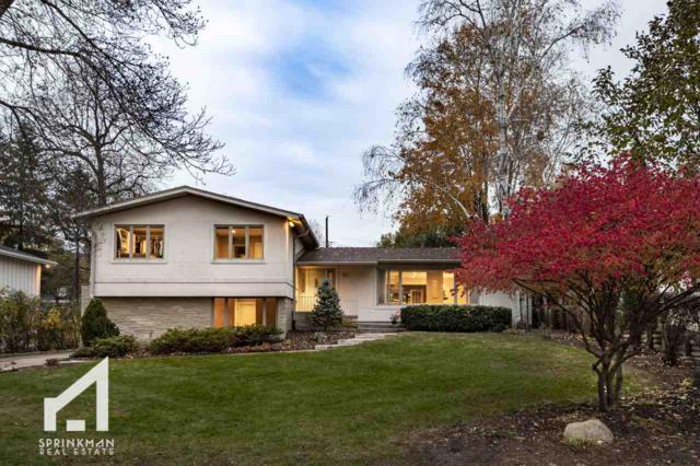 821 Lakewood Blvd, Maple Bluff, WI 53704 (#1844533) :: Nicole Charles & Associates, Inc.