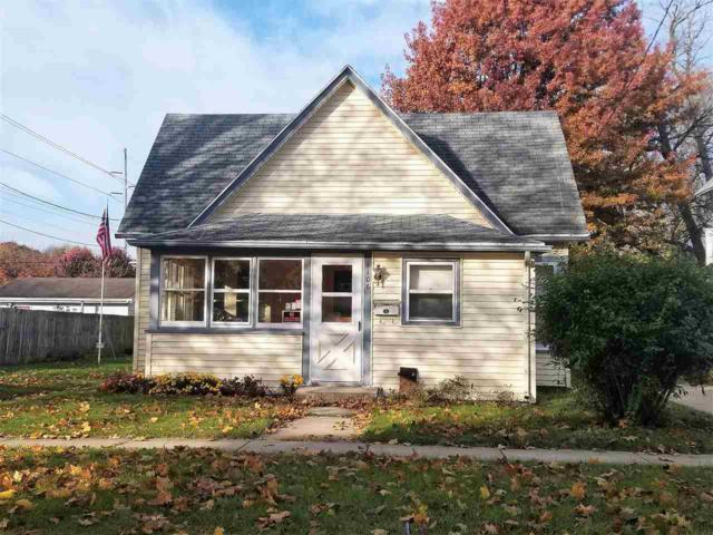 1106 Oak St, Beloit, WI 53511 (#1844920) :: Nicole Charles & Associates, Inc.