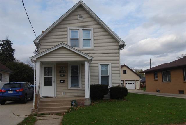 1101 Bennett St, Janesville, WI 53545 (#1844946) :: Nicole Charles & Associates, Inc.