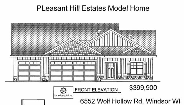 6552 Wolf Hollow Rd, Windsor, WI 53532 (#1845093) :: Nicole Charles & Associates, Inc.