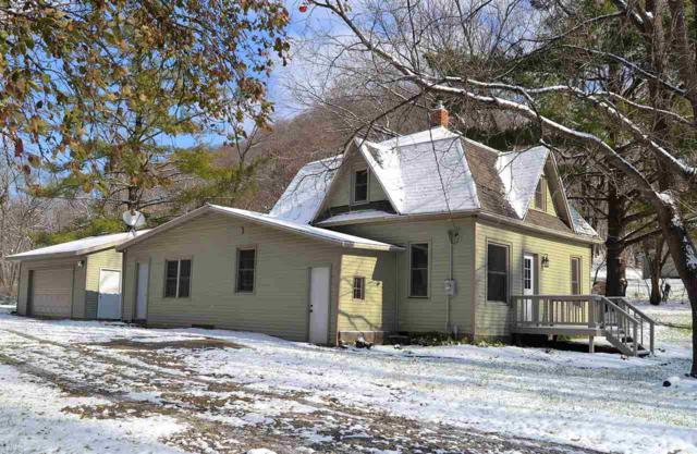 58812 Morgan Hollow Rd, Seneca, WI 54626 (#1845331) :: Nicole Charles & Associates, Inc.