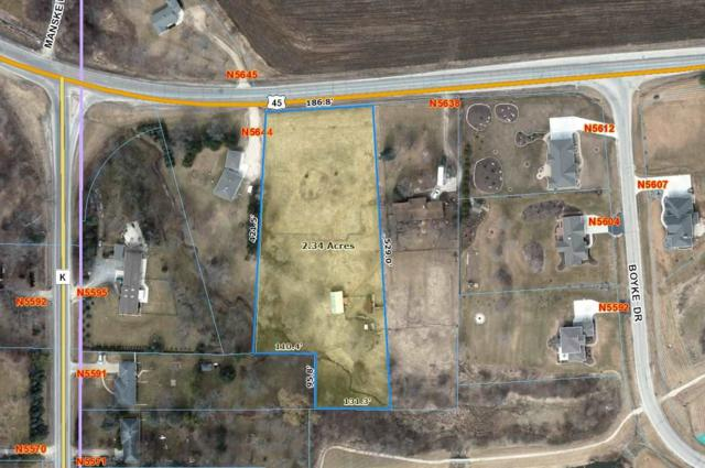 N5638 Hwy 45, Empire, WI 54937 (#1845434) :: HomeTeam4u