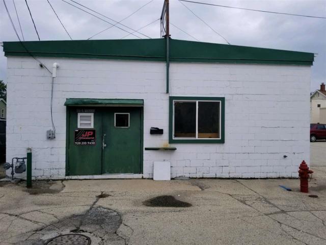 18A. N Madison St, Waupun, WI 53963 (#1845463) :: Nicole Charles & Associates, Inc.
