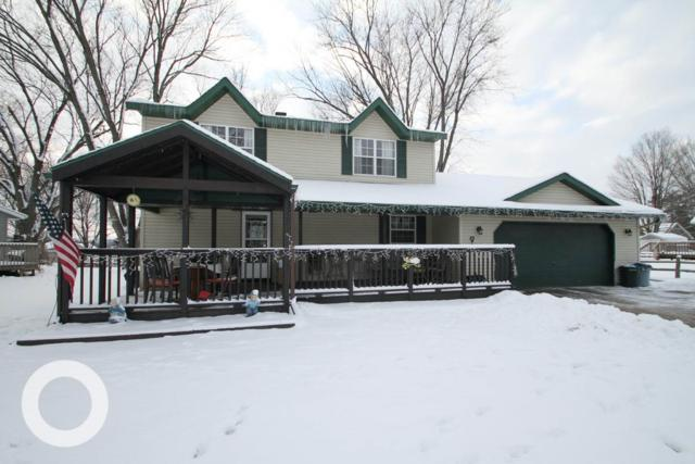 S8033 Maple Park Rd, Sumpter, WI 53578 (#1847487) :: Nicole Charles & Associates, Inc.