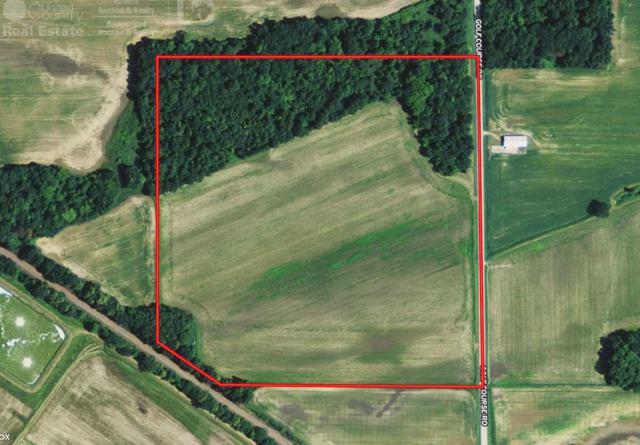 38.85 Ac Golf Course Rd, Reedsburg, WI 53959 (#1847941) :: Nicole Charles & Associates, Inc.