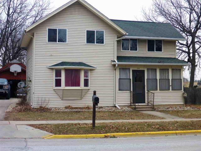 638 E High St, Milton, WI 53563 (#1848605) :: Nicole Charles & Associates, Inc.
