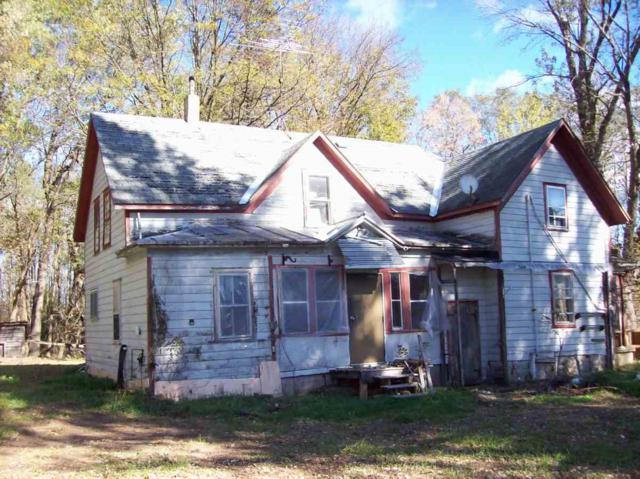 N6269 County Road B, Harris, WI 53964 (#1848669) :: Nicole Charles & Associates, Inc.