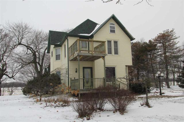 N9007 County Road I, Burnett, WI 53922 (#1848679) :: Nicole Charles & Associates, Inc.
