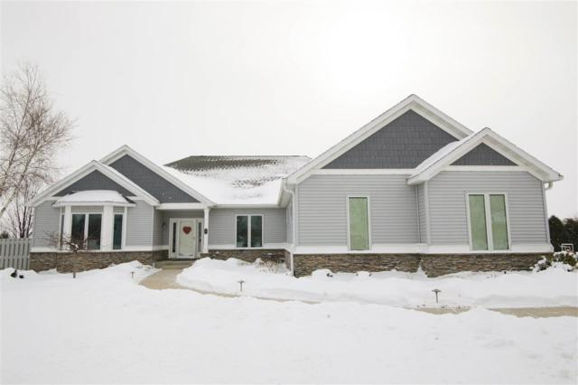 101 Valley View Rd, Mount Horeb, WI 53572 (#1848997) :: Nicole Charles & Associates, Inc.