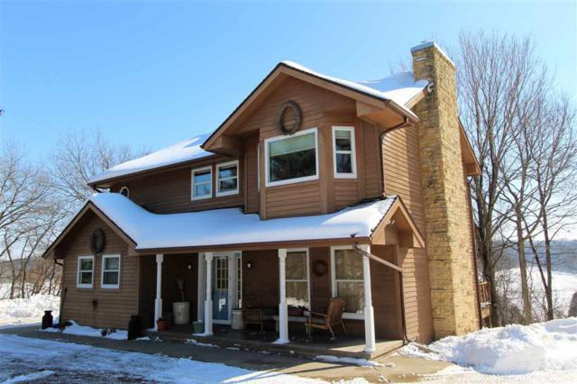 4575 Garfoot Rd, Cross Plains, WI 53528 (#1850153) :: Nicole Charles & Associates, Inc.