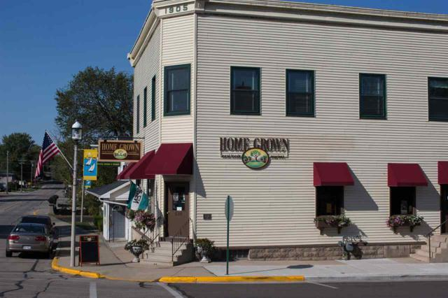 536 Mill St, Green Lake, WI 54941 (#1850336) :: Nicole Charles & Associates, Inc.