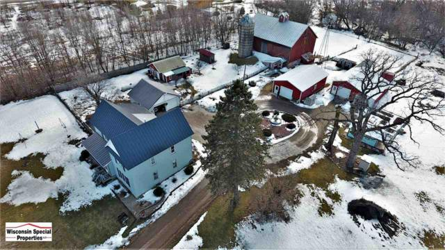 N6941 County Road D, St. Marie, WI 54968 (#1852083) :: Nicole Charles & Associates, Inc.