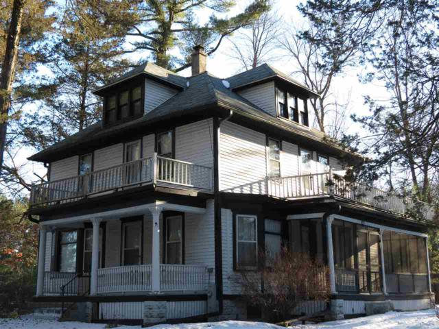 2110 Town Rd, Quincy, WI 53934 (#1852097) :: Nicole Charles & Associates, Inc.