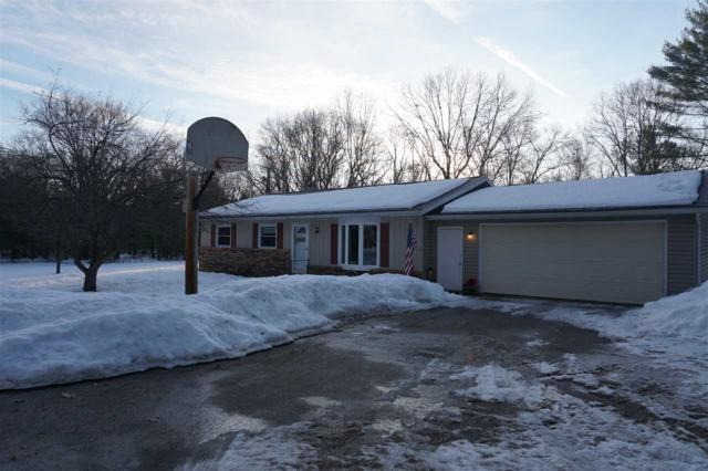 5484 County Hwy O, Lincoln, WI 54666 (#1852129) :: Nicole Charles & Associates, Inc.