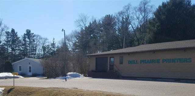S3055 & S3056 S County Road Bd, Delton, WI 53913 (#1853058) :: Nicole Charles & Associates, Inc.