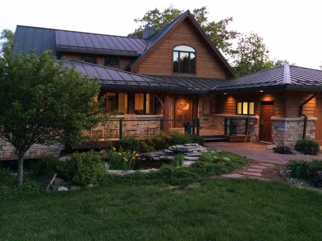 9504 Union Valley Rd, Vermont, WI 53515 (#1853187) :: Tucci Team