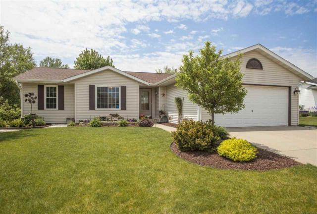 277 Oakbrook Dr, Lake Mills, WI 53551 (#1853341) :: Nicole Charles & Associates, Inc.