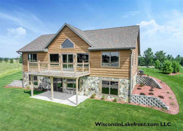 N8589 Lake Cabin Dr, Germantown, WI 53950 (#1854182) :: Nicole Charles & Associates, Inc.