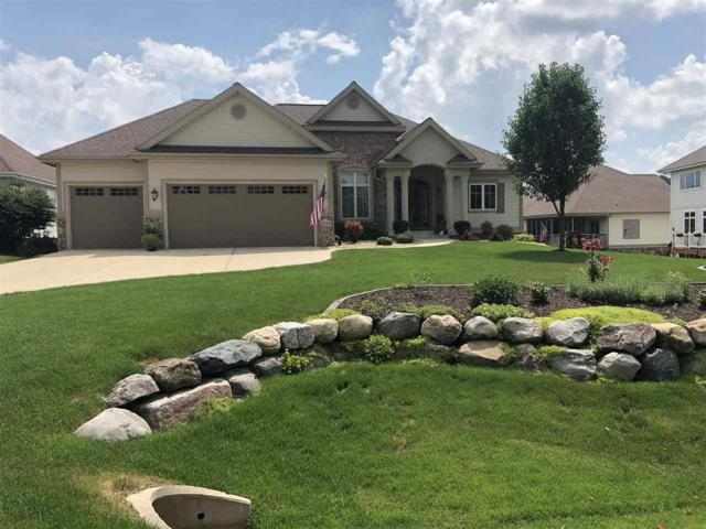 2118 Peaceful Valley Pky, Waunakee, WI 53597 (#1854385) :: Nicole Charles & Associates, Inc.