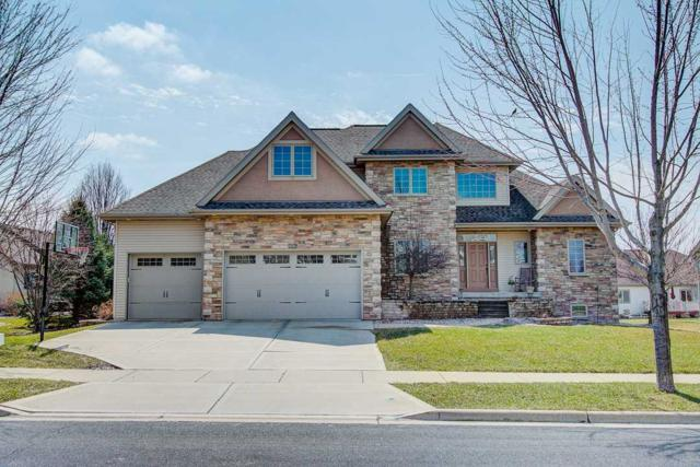 702 Pleasant Valley Pky, Waunakee, WI 53597 (#1854781) :: Nicole Charles & Associates, Inc.