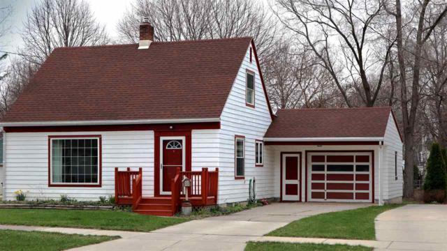 135 N Van Buren Street, Stoughton, WI 53589 (#1854941) :: Nicole Charles & Associates, Inc.