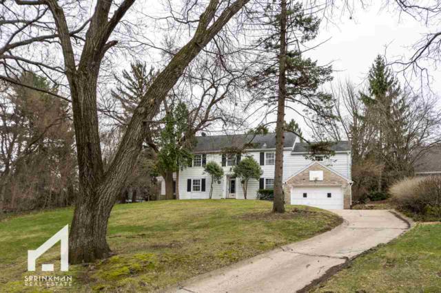 3425 Crestwood Dr, Shorewood Hills, WI 53705 (#1855021) :: HomeTeam4u