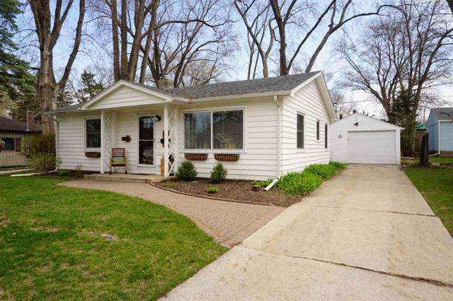 4706 Wallace Ave, Monona, WI 53716 (#1855125) :: Nicole Charles & Associates, Inc.