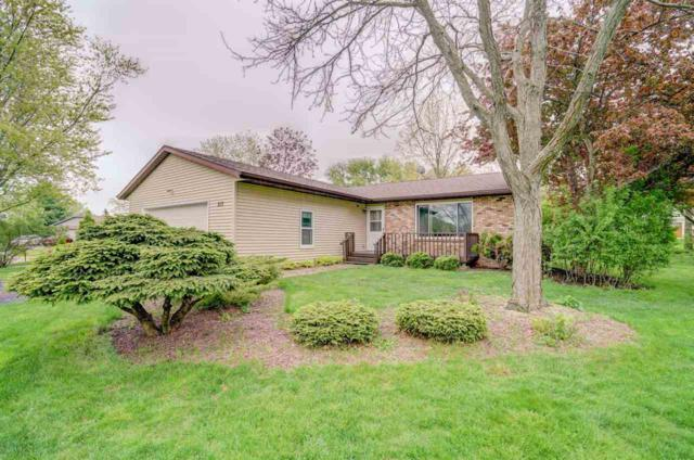 213 Meadow Ln, Deforest, WI 53532 (#1855186) :: Nicole Charles & Associates, Inc.