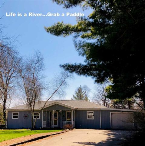 N5007 Fox River Ln, Princeton, WI 54968 (#1855481) :: Nicole Charles & Associates, Inc.