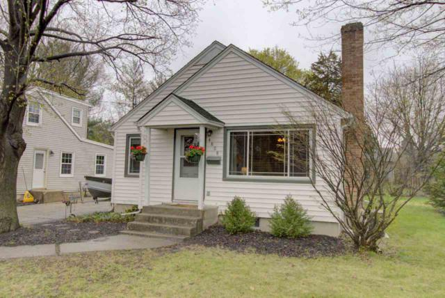 4808 Gordon Ave, Monona, WI 53713 (#1856109) :: Nicole Charles & Associates, Inc.