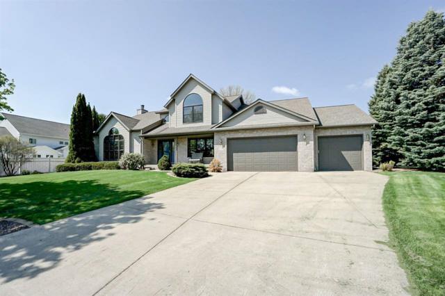1830 Cobblestone Ct, Sun Prairie, WI 53590 (#1856249) :: Nicole Charles & Associates, Inc.