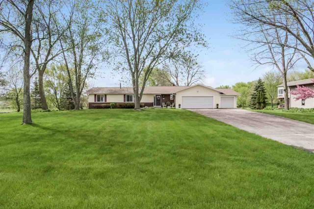 4581 Windsor Rd, Windsor, WI 53598 (#1856344) :: Nicole Charles & Associates, Inc.