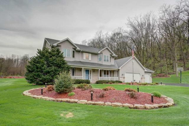 2060 Glacier Cir, Cross Plains, WI 53528 (#1856853) :: Nicole Charles & Associates, Inc.