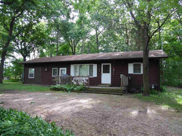 W4440 County Road K, Packwaukee, WI 53949 (#1857060) :: Nicole Charles & Associates, Inc.